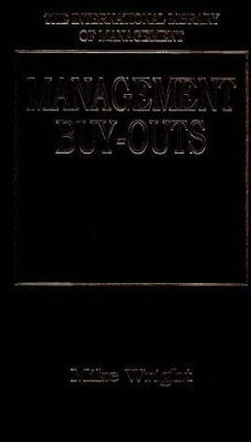 Management Buy-Outs 9781855213920
