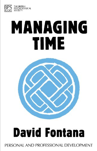 Managing Time: Personal and Professional Development 9781854330895