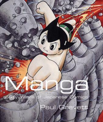 Manga : 60 Years of Japanese Comics