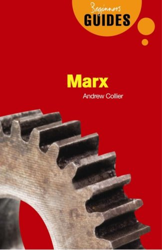 Marx: A Beginner's Guide 9781851685349