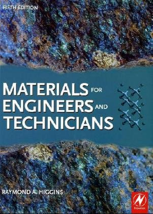 Materials for Engineers and Technicians 9781856177696
