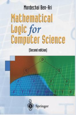 Mathematical Logic for Computer Science 9781852333195