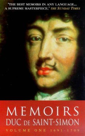 Memoirs: Duc de Saint-Simon