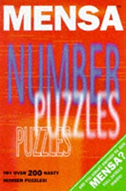 Mensa Number Puzzles 9781858683096