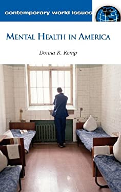 Mental Health in America: A Reference Handbook 9781851097890