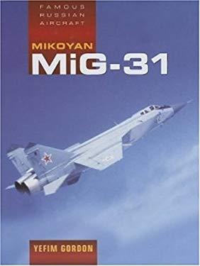 Mikoyan MiG-31 9781857802191