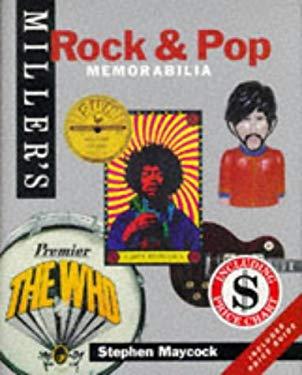 Millers Rock and Pop Memorabilia 9781857322705
