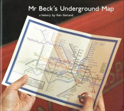 Mr. Beck's Underground Map 9781854141682