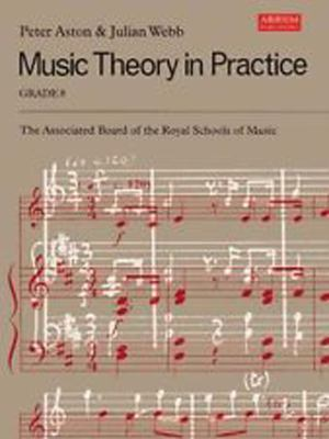 Music Theory in Practice, Grade 8 9781854725936