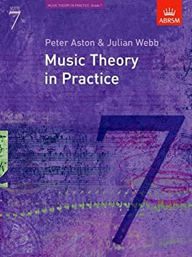 Music Theory in Practice, Grade 7 9781854725929