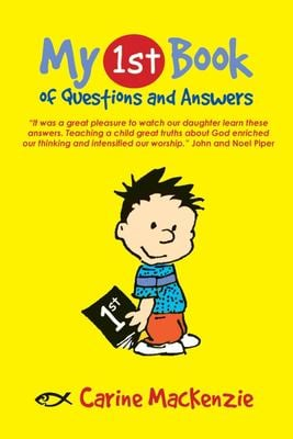 My 1st Book of Questions and Answers 9781857925708
