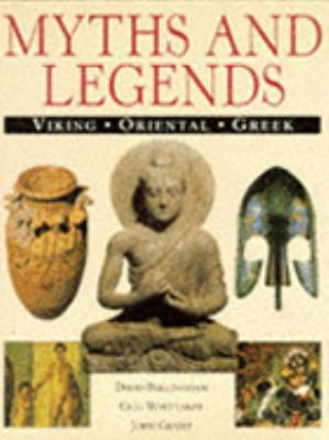 Myths and Legends 9781856279154