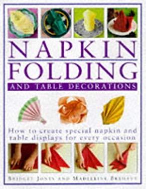 Napkin Folding 9781859676042