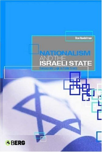 Nationalism and the Israeli State: Bureaucratic Logic in Public Events 9781859737859