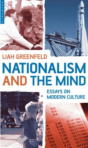 Nationalism and the Mind: Essays on Modern Culture 9781851684595