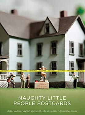 Naughty Little People Postcards 9781856699129