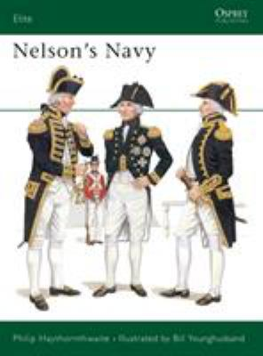 Nelson's Navy 9781855323346