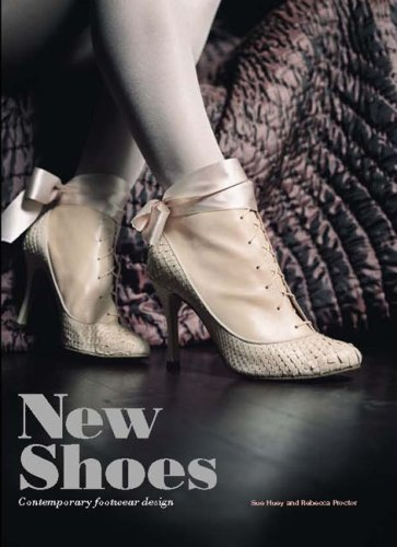 New Shoes: Contemporary Footwear Design 9781856695077