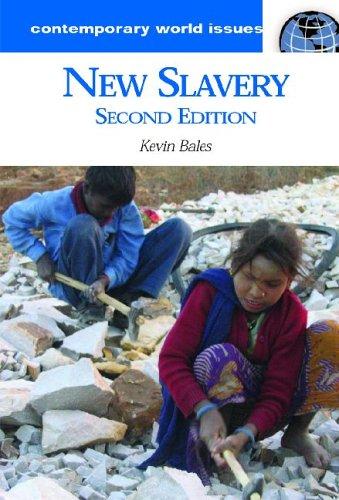 New Slavery: A Reference Handbook 9781851098156