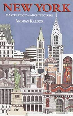 New York: Masterpieces of Architecture 9781851493081