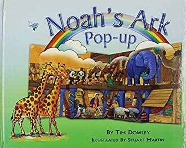 Noah's Ark Pop Up Bible Story 9781859856727