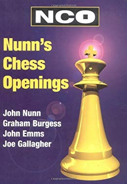 Nunn's Chess Openings 9781857442212