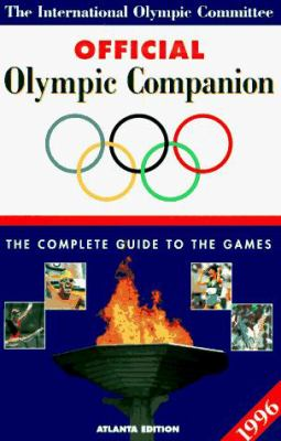 Official Olympic Comp Atlanta (P) 9781857531282