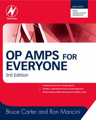 Op Amps for Everyone 9781856175050