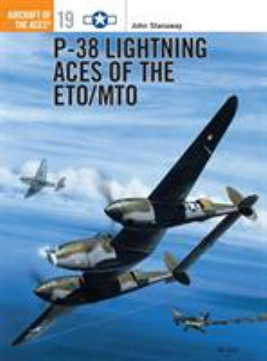 P-38 Lightning Aces of the Eto/Mto 9781855326989