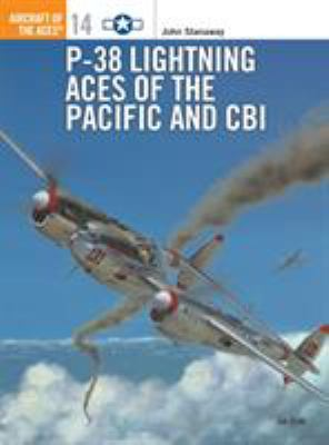 P-38 Lightning Aces of the Pacific and Cbi 9781855326330