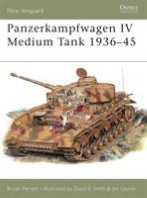 Panzerkampfwagen IV Medium Tank 1936-45 9781855328433