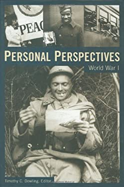 Personal Perspectives: World War I 9781851095650