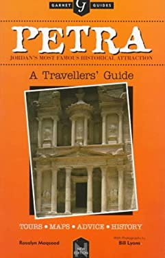 Petra: A Travellers' Guide 9781859640722