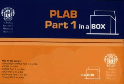 Plab Part 1 in a Box 9781853156328