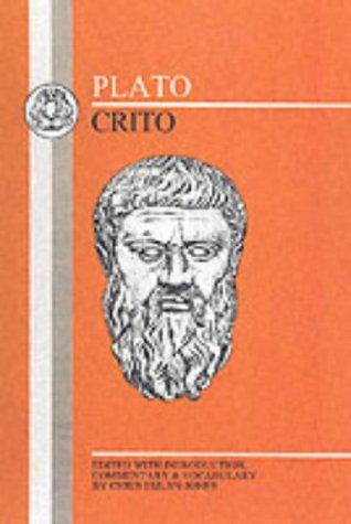 Plato: Crito 9781853994692