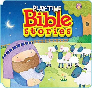 Play-Time Bible Stories 9781859859322