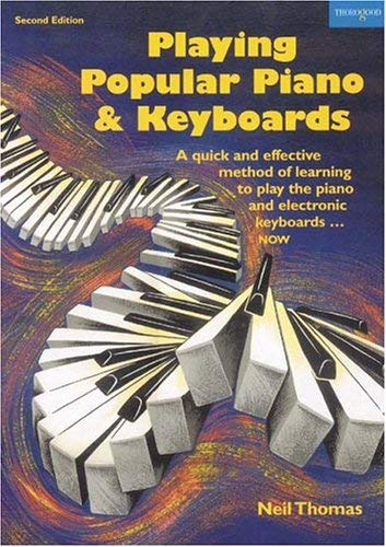 Playing Popular Piano & Keyboards