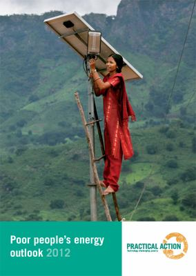 Poor People S Energy Outlook 2012: Energy for Earning a Living 9781853397318
