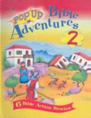 Pop Up Bible Adventures 9781859856062
