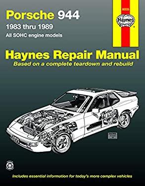 Porsche 944, 1983-1989 9781850106579