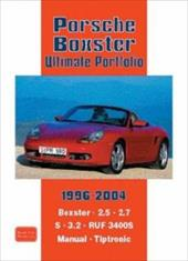 Porsche Boxster Ultimate Portfolio 1996-2004 7569016