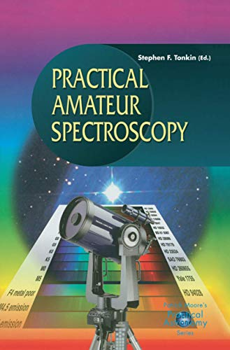 Practical Amateur Spectroscopy 9781852334895