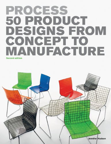 Process: 50 Product Designs from Concept to Manufacture 9781856697255