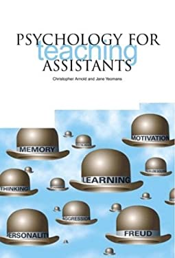 Psychology for Teaching Assistants 9781858563091