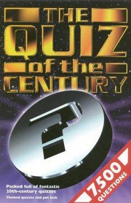 Quiz of the Century 9781858688589
