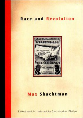 Race and Revolution 9781859845127