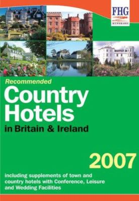 Recommended Country Hotels of Britain 9781850553854