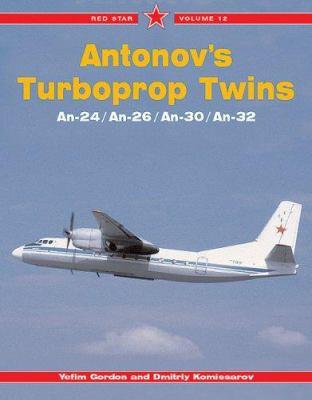 Antonovs Turboprop Twins