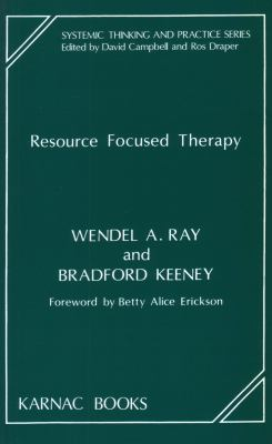 Resource Focused Therapy 9781855750494