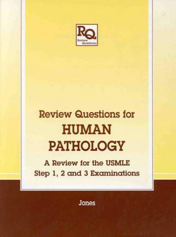 Review Questions for Human Pathology 9781850705994